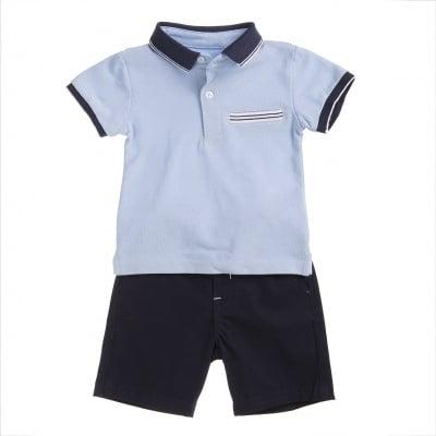 Комплект блузка с панталонки