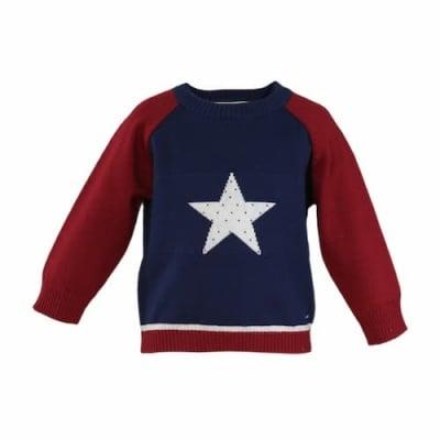 Детски пуловер за момче