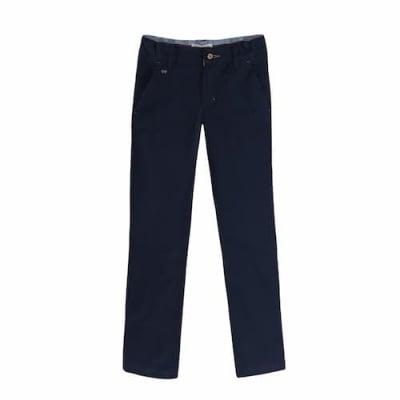 Панталон в тъмно синьо