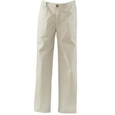 Панталон в светло сиво