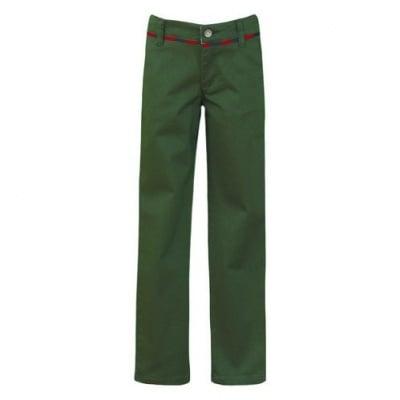 Панталон в зелено