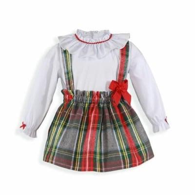 Комплект блузка с поличка