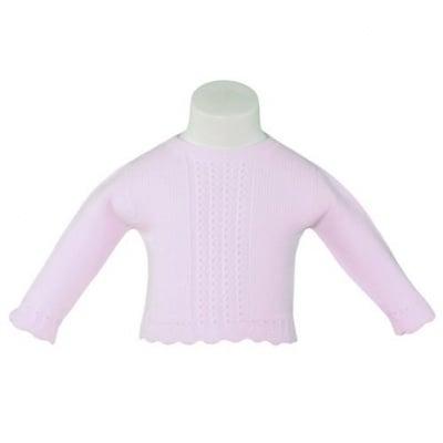 Нежно розова блузка