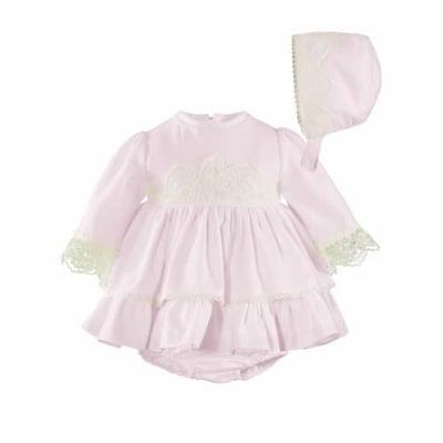 Официална рокля в розово
