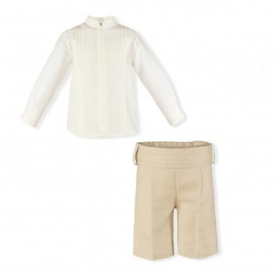 Комплект риза с панталони
