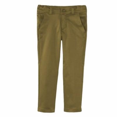 Стилен панталон в бежаво