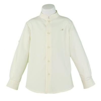 Комплект риза с къси панталони