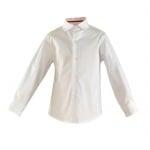 Комплект риза с къси раирани панталонки